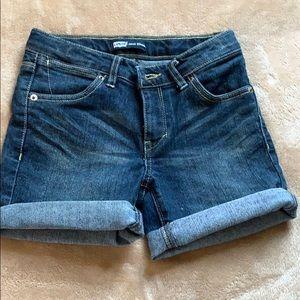 Levi's girl's midi short